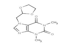 Pharmacopoeia of the People's Republic of China:Doxofylline